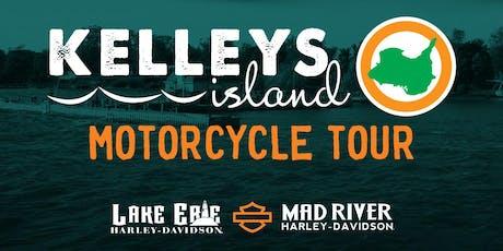 Kelley's Island Motorcycle Tour biglietti