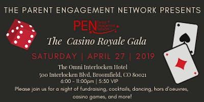 PEN's Annual Casino Royale Fundraising Gala