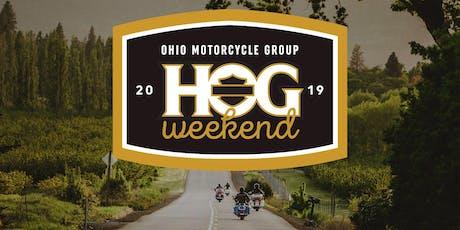 OMG HOG Weekend  tickets