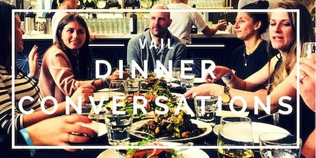 Dinner Conversations tickets
