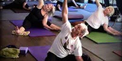Free Gentle Yoga Class!