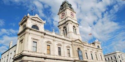 Ballarat Town Hall Tours