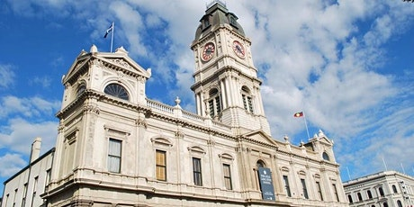 Ballarat Town Hall Tours tickets