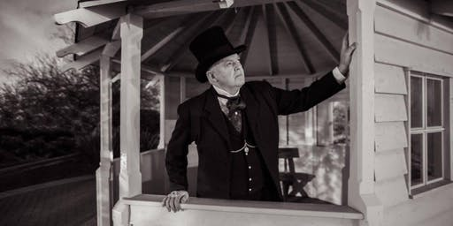 Special Halloween 2019 Historical Lantern Tour of Royal Park
