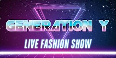 """Generation \""""Y\"""" Live Fashion Show"""