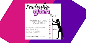 The Leadership Glam Event