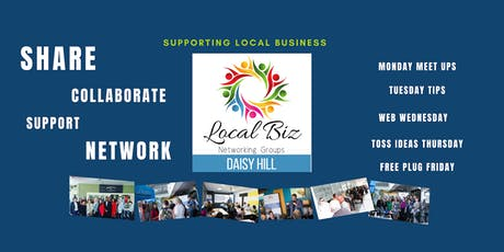 Local Biz Networking - Logan Legends Group tickets