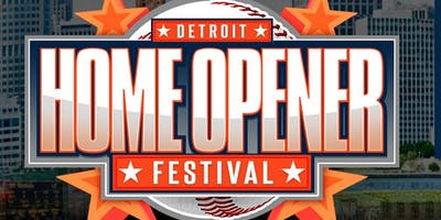 Detroit Home Opener Festival: The city\