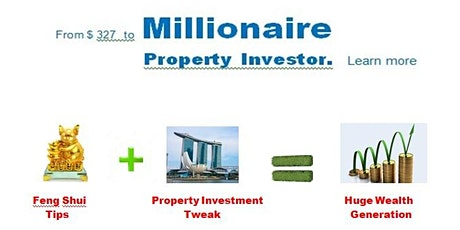 FREE - Creating Wealth Using Property Investment Tips - Max 8 Seats Only tickets
