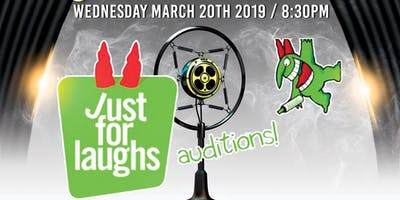 Comedy Showcase ( Just For Laughs Auditions )