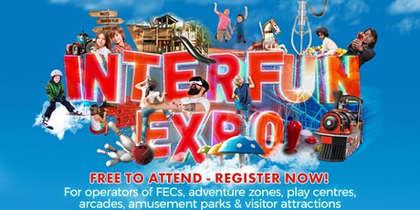 InterFun Expo for the active play, amusements and attractions industry tickets