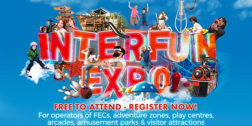 InterFun Expo for the active play, amusements and attractions industry