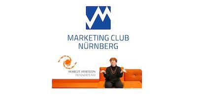 Stay hungry - Warum der Alltag die Neugier killt! - Margit Hertlein - Marketing Club Nürnberg - MCN