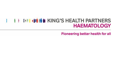 King's Health Partners Haematology Institute - Staff Event