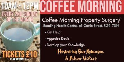 Property Investors Coffee Morning