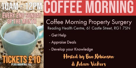 Property Investors Coffee Morning tickets