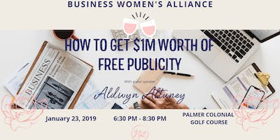 HOW TO GET $1M WORTH OF FREE PUBLICITY