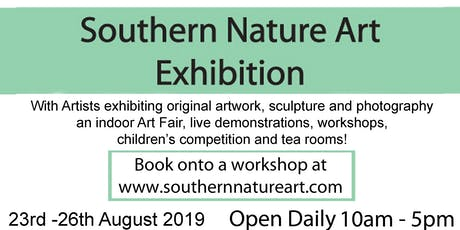 Southern Nature Art Exhibition tickets