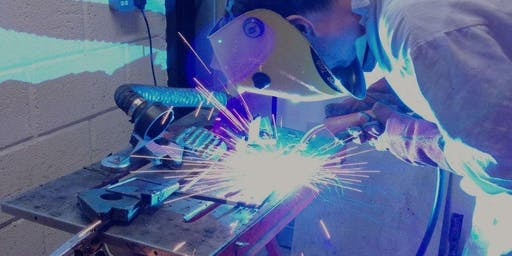 Introductory Welding for Artists (22 July, Afternoon)