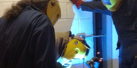 Introductory Welding for Artists (22 July, Evening) tickets