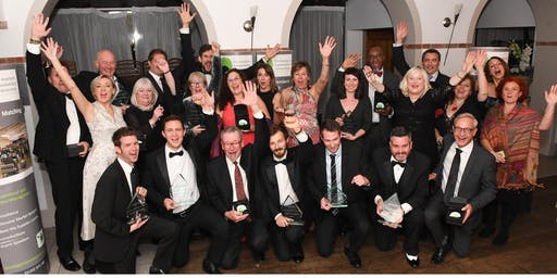 Gala Dinner and Big Green Awards 2019