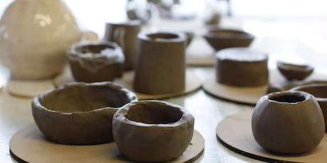 Introduction to Sculptural Ceramics - Hand Building & Surface Decoration (August 2019)  tickets