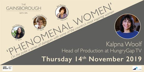 'Phenomenal Women' 2019: Kalpna Woolf  tickets