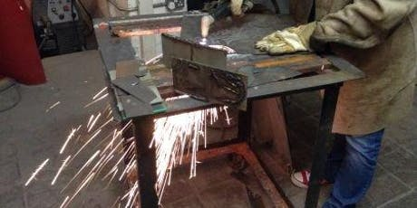 Metal Fabrication for Artists & Designers (August 2019) tickets