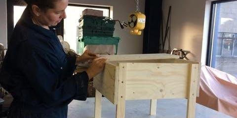 Wood Furniture Design Workshop (August 2019)