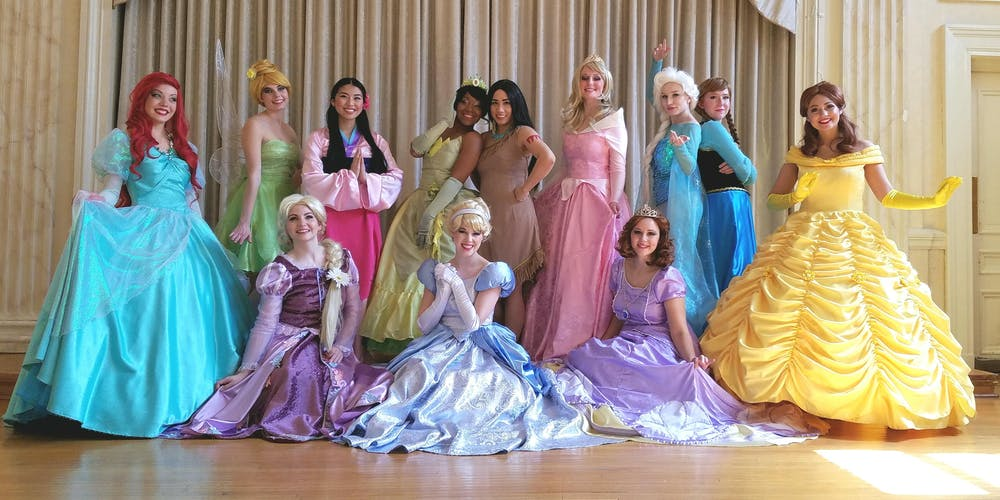 Sioux Falls Royal Princess Ball By Dream Parties