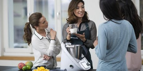 """First Cooking Class with Thermomix"" tickets"
