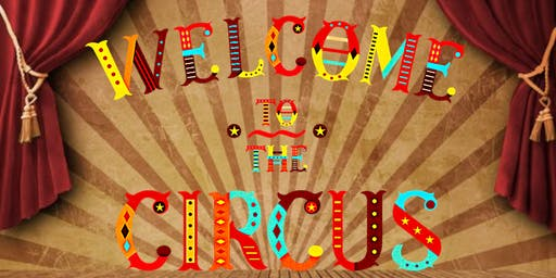 Theatretrain Leigh-on-Sea Presents... Welcome to the Circus