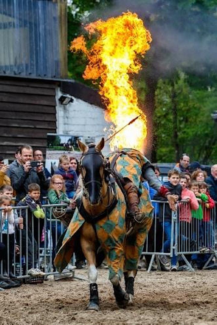 Afbeelding van Herbeleef de middeleeuwen op de Loonse familiedag.
