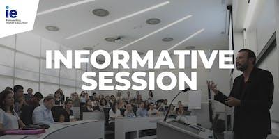 Information Session: Bachelor programs Geneva