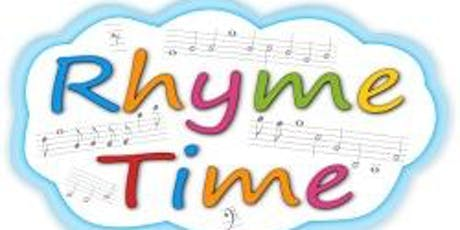 Rhyme Time at Leytonstone Library tickets