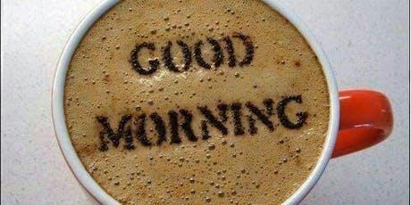 Tea and Coffee Morning + Foodbank tickets
