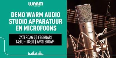 Demo Warm Audio