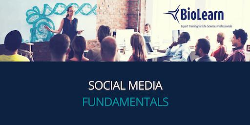 BioLearn 2019: Social Media Fundamentals