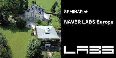 Seminar at NAVER LABS Europe: Beyond Supervised Driving