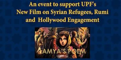 Dinner for Inspiring UPF Muslim Films Foxborough