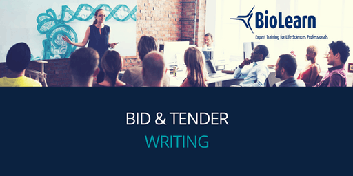 BioLearn 2019: Bid & Tender Writing