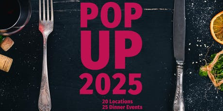 POP UP 2025: Dinner Event No. 3/25 tickets
