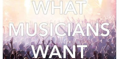 What Musicians Want - Relationship With Press/Influencers (Part 3 of 3)