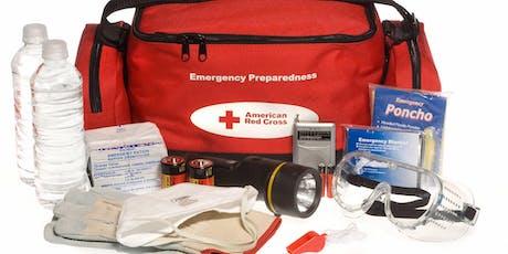 Hurricane Preparedness tickets