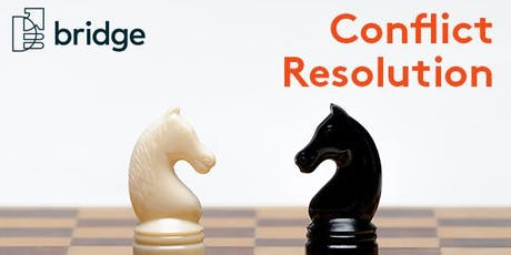 Conflict Resolution - 1 day course tickets