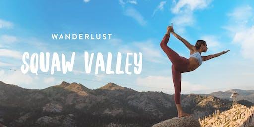 Wanderlust Squaw Valley 2019