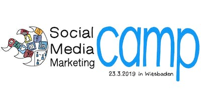 2. SoMeMaCamp - Social Media Marketing Barcamp