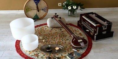 Initiation au chant et à la respiration consciente - Incredible Oasis Ciaco