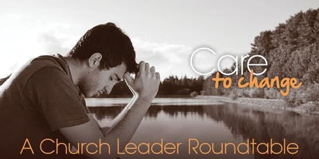 Church Leader Roundtable - Tackling Hard Topics tickets