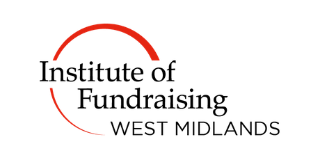 Institute of Fundraising West Midlands First Thursday September- Regional fundraising SOS tickets